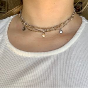 Brandy Melville choker necklace